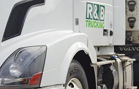 truck close-up