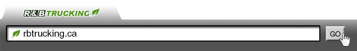 website address image