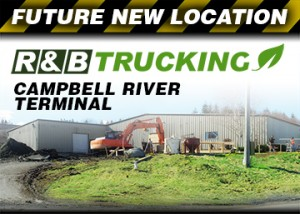 New Campbell River Terminal
